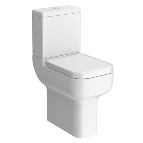 Pro 600 Modern Comfort Height Toilet with Soft Close Seat