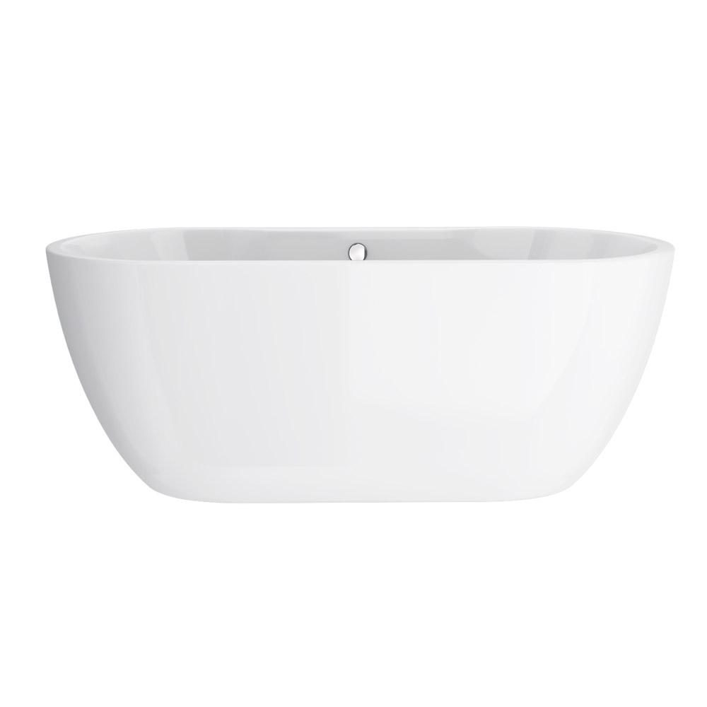 Pro 600 Modern Free Standing Bath Suite profile large image view 3