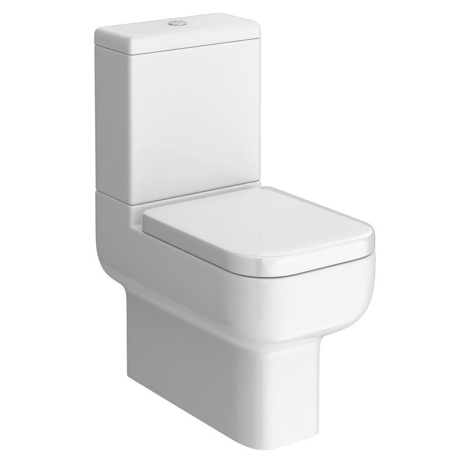 wc modern milano bathroom toilet wc and basin sink set. Black Bedroom Furniture Sets. Home Design Ideas
