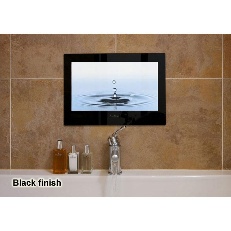 "ProofVision 42"" Premium Widescreen Waterproof Bathroom TV profile large image view 3"