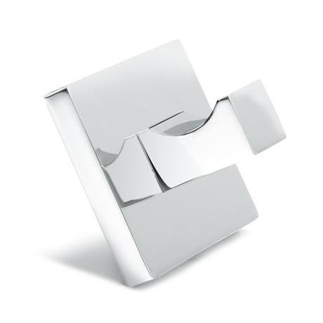 Croydex - Brompton Flexi-Fix Robe Hook - Chrome - QM571741
