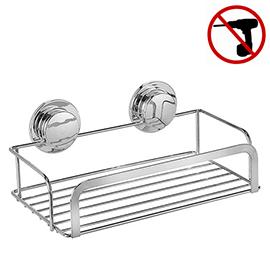 Croydex Stick 'N' Lock Cosmetic Shower Basket - QM290641