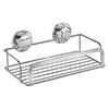 Croydex Stick 'N' Lock Cosmetic Shower Basket - QM290641 profile small image view 1