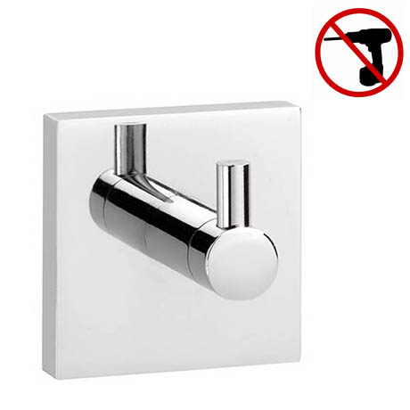 Croydex Chester Flexi-Fix Robe Hook - QM441741