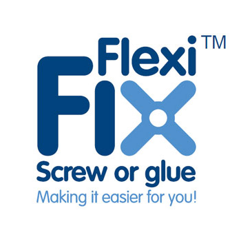 Croydex - Worcester Flexi-Fix Tumbler and Holder - QM461841 profile large image view 2