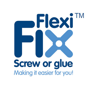 Croydex - Rushmoor Flexi-Fix Soap Dish and Holder - QM471941 profile large image view 2