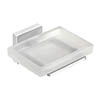 Croydex Cheadle Flexi-Fix Soap Dish & Holder - QM511941 Medium Image