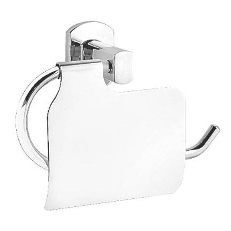 Croydex Chelsea Toilet Roll Holder - QM621141BLS Large Image