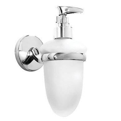 Croydex - Hampstead Soap Dispenser - Chrome - QM646641 Large Image