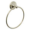 Croydex Grosvenor Flexi-Fix Towel Ring - Gold - QM701503 Medium Image