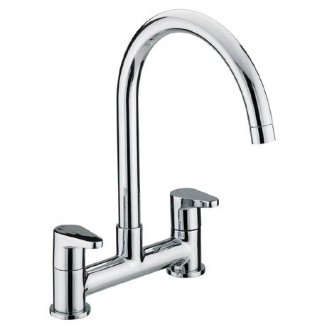 Bristan - Quest Deck Kitchen Sink Mixer - QST-DSM-C