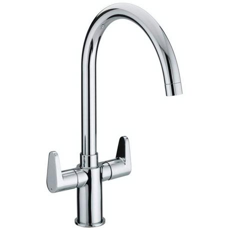 Bristan - Quest Easy Fit Monobloc Kitchen Sink Mixer - QST-SNK-EF-C