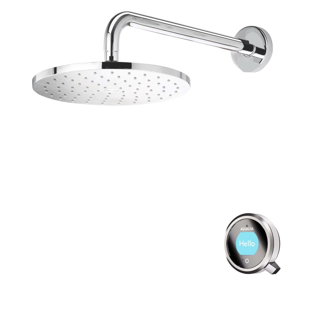 The Aqualisa Q Smart Digital Concealed Shower