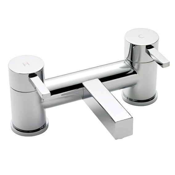 Series Q Bath Filler - Chrome - QTY313 Large Image