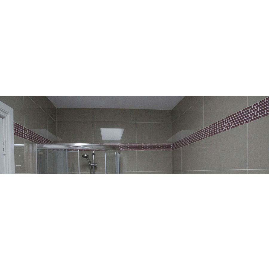 Quartz 1 Purple Glass Mosaic Tile Sheet (276x306mm) profile large image view 2