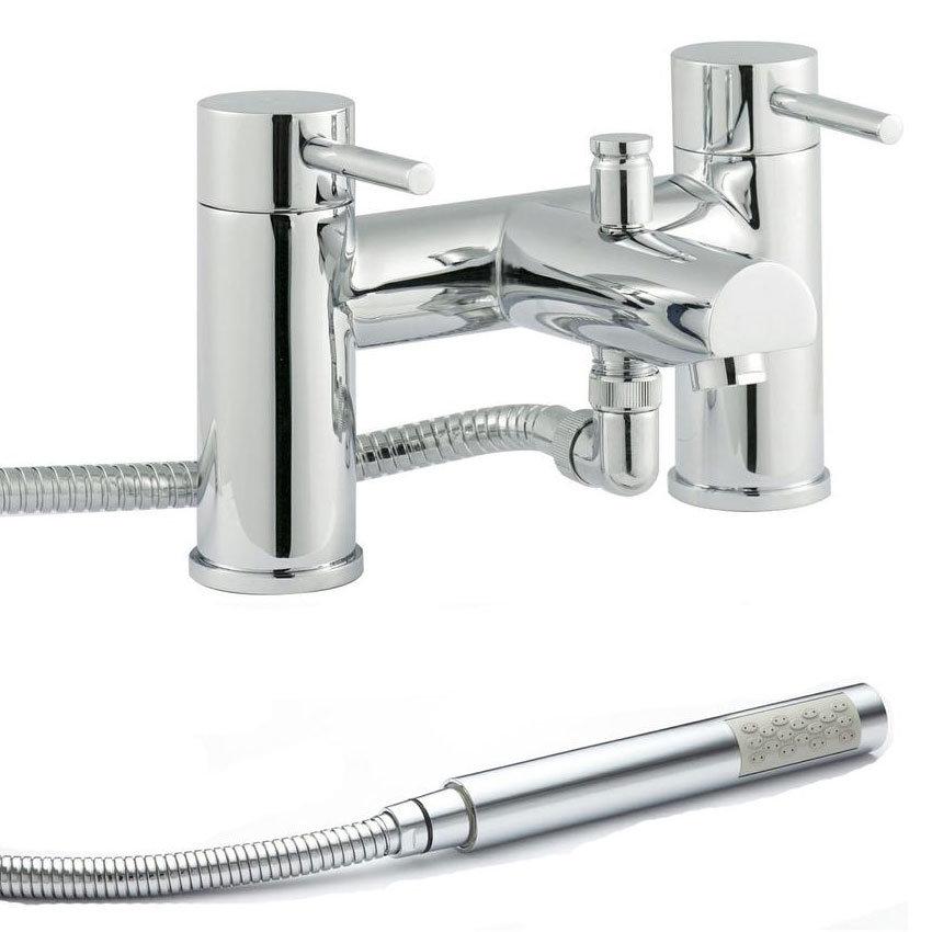 Minimalist Quest Bath Shower Mixer - QUE304 Large Image