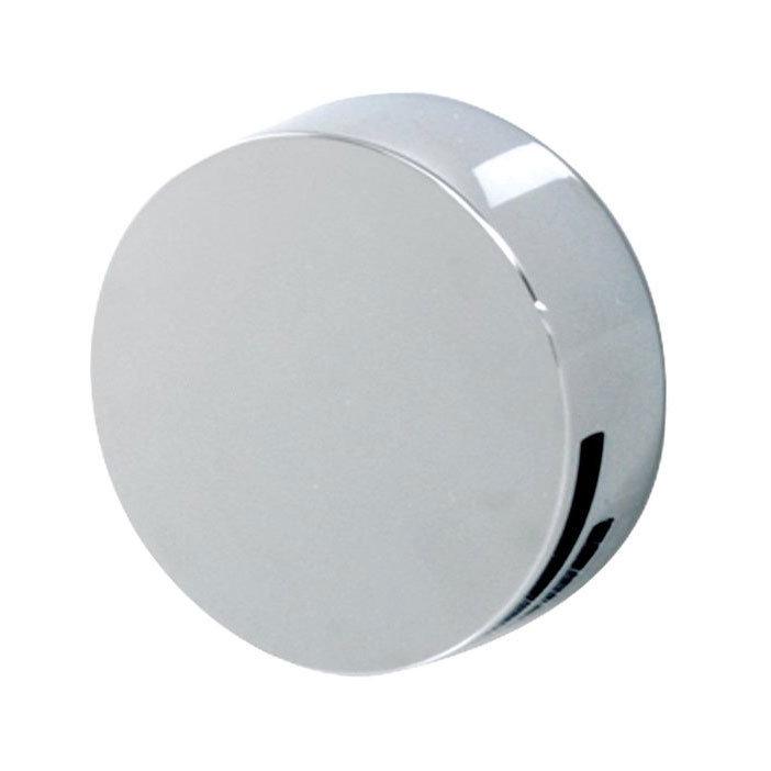 Aqualisa - Visage Digital Concealed Thermostatic Shower with Adjustable Head & Overflow Bath Filler  Standard Large Image