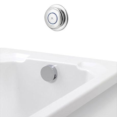 Aqualisa - Quartz Digital Bath Filler with Digital Control