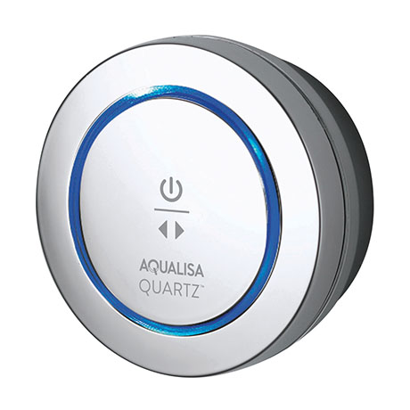 Aqualisa - Quartz Digital Divert Remote Control - QZD.B3.DVDS.18