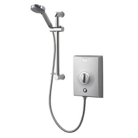 Aqualisa - Quartz Electric Shower - Chrome