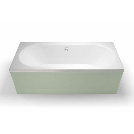 Cleargreen - Verde Double Ended Acrylic Bath