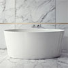 Ramsden & Mosley Bute 1595 Modern Freestanding Bath profile small image view 1