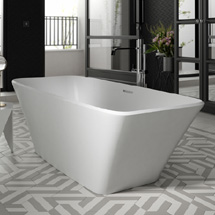 Ramsden & Mosley Anglesey 1700 Modern Freestanding Bath Medium Image