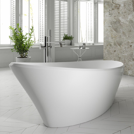 Ramsden & Mosley Cara 1700 Modern Freestanding Bath