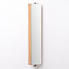 1110mm Revolving Mirror Cabinet Bamboo profile small image view 1