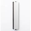 1110mm Revolving Mirror Cabinet Dark Oak profile small image view 1