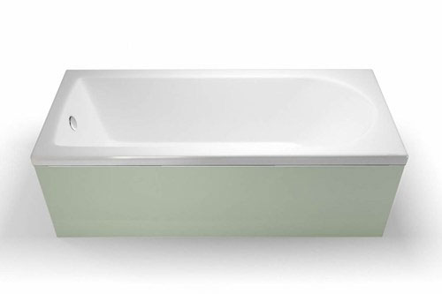 Cleargreen - Reuse Single Ended Acrylic Bath Large Image