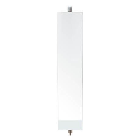 1400mm Revolving Mirror Cabinet Bamboo