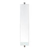 1400mm Revolving Mirror Cabinet Bamboo profile small image view 1