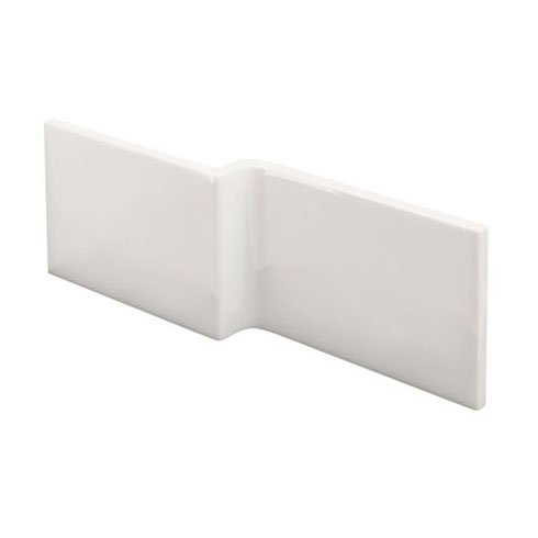 Cleargreen - EcoSquare Front Bath Panel - R18F profile large image view 1