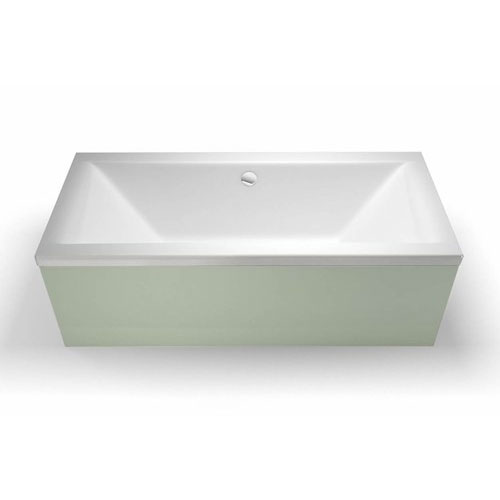 Cleargreen - Enviro Double Ended Acrylic Bath Large Image