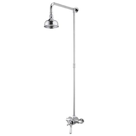 Bristan - Regency Thermostatic Shower Valve with Rigid Riser - R2-SHXRR-C