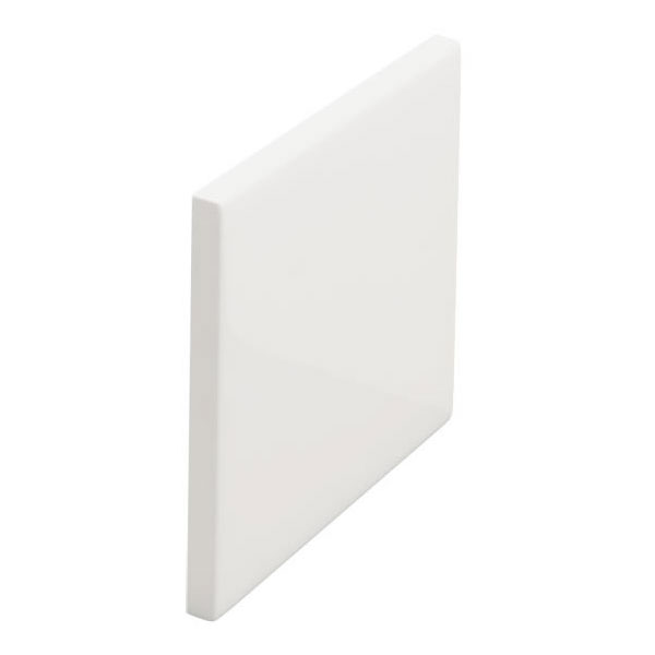 Cleargreen - EcoRound Bath End Panel - R20E Large Image