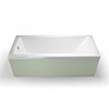 Britton Clearline Sustain Single Ended Bath profile small image view 1