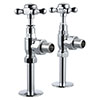 Burlington - Angled Radiator Valves - R6CHR profile small image view 1