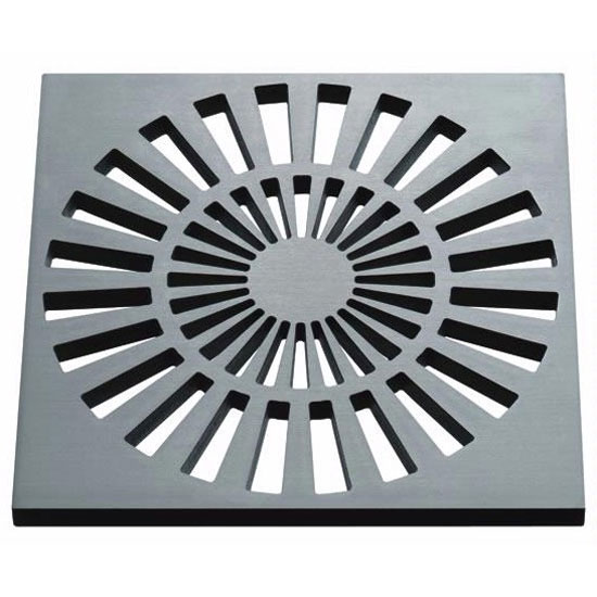 Geberit - Shower Grating - Architectural Radial profile large image view 1