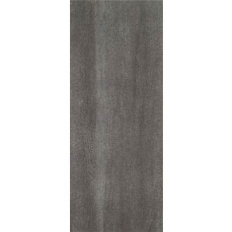 RAK - 14 Dolomite Black Satin Ceramic Wall Tiles - 200x500mm - 52/DOLOMITE-BK