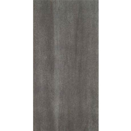RAK - 6 Dolomite Matt Black Porcelain Tiles - 300x600mm - 9GPDOLOMITE-BK