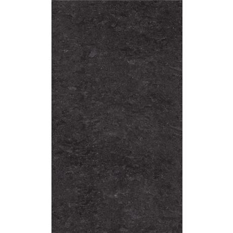 RAK - 6 Lounge Black Porcelain Polished Tiles - 300x600mm - 9GPD-57