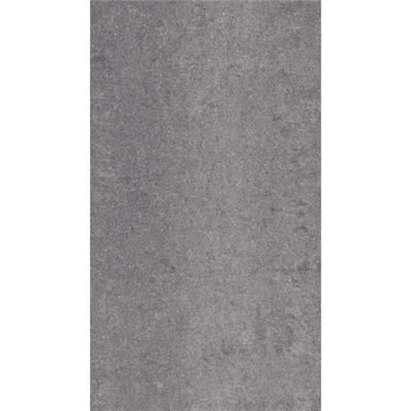 RAK - 6 Lounge Dark Grey Porcelain Polished Tiles - 300x600mm - 9GPD-56