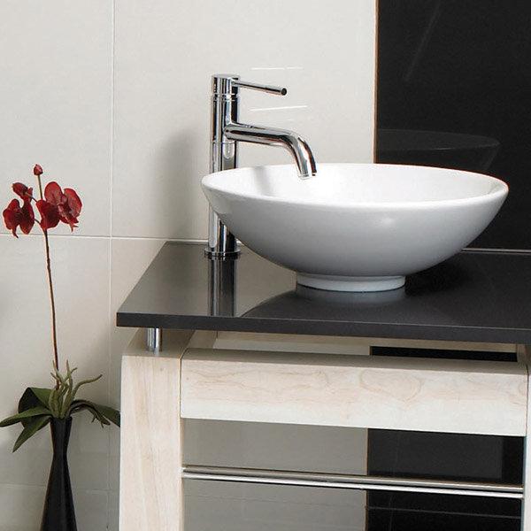 RAK - Diana Round Vanity Bowl - 2 Size Options Profile Large Image