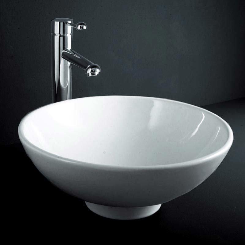 RAK - Diana Round Vanity Bowl - 2 Size Options Large Image