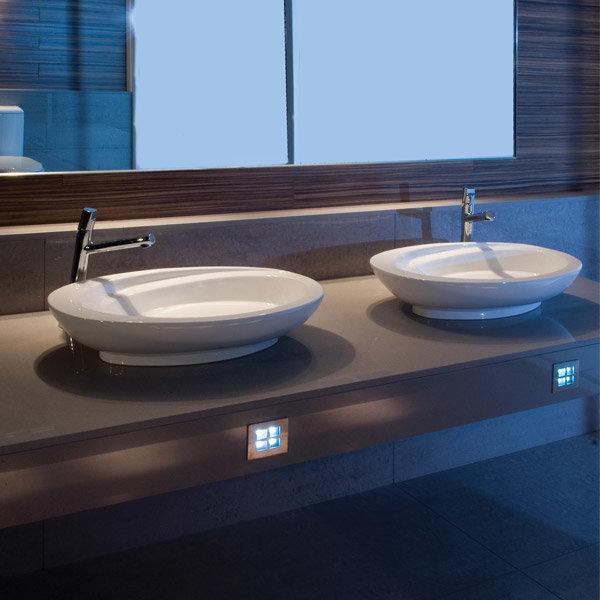 RAK - Infinity 58cm Large Counter Top Basin - INFLCTBAS profile large image view 4