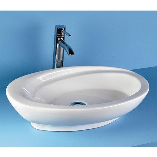 RAK - Infinity 58cm Large Counter Top Basin - INFLCTBAS Large Image