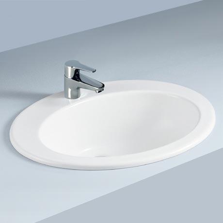 RAK Jessica 530mm Inset Basin