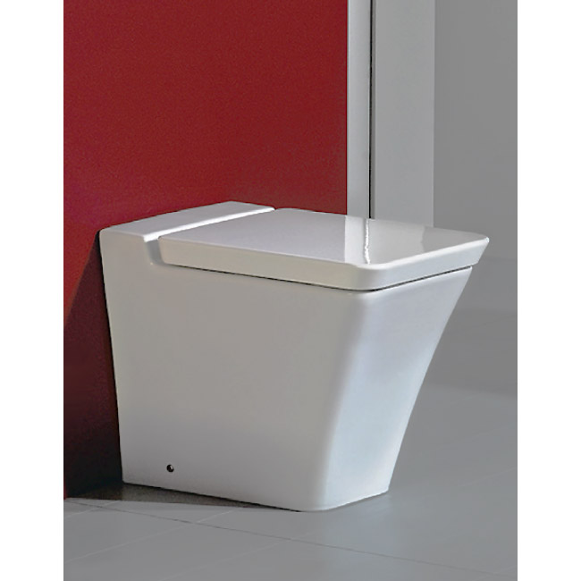 RAK Opulence BTW Pan with Soft Close Seat - OPUBTWPAN-SC Large Image